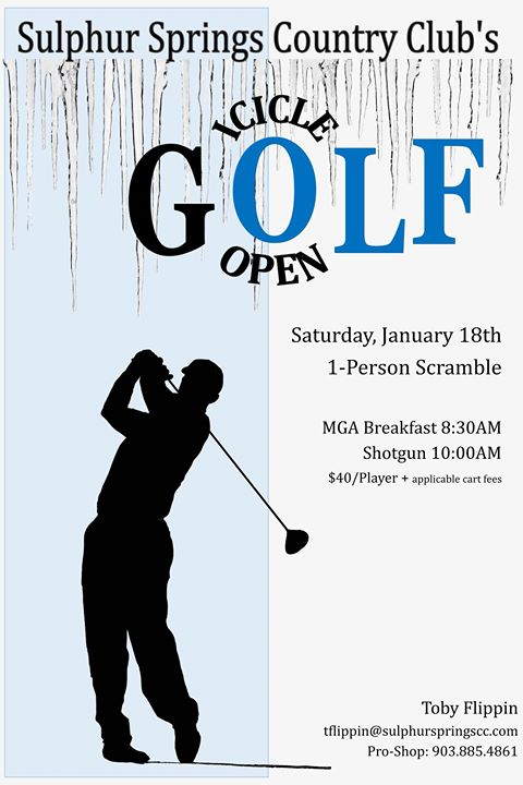 Icicle Golf Open