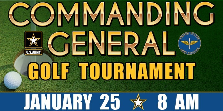 Commanding General's Golf Tournament
