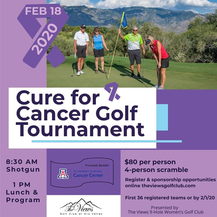 Cure for Cancer Golf Tournament