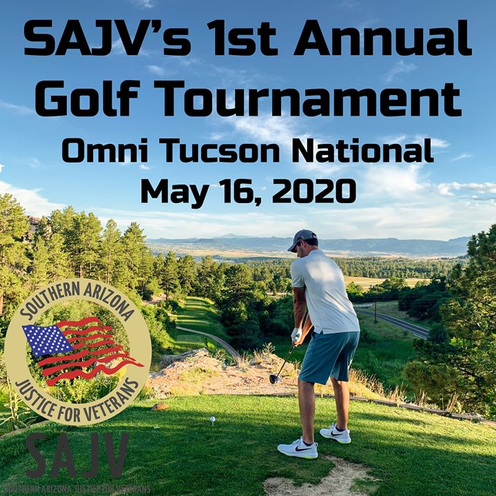 SAJV's 1st Annual Golf Tournament