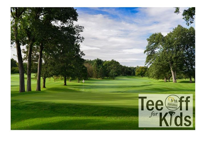 Tee Off For Missing Kids 2020