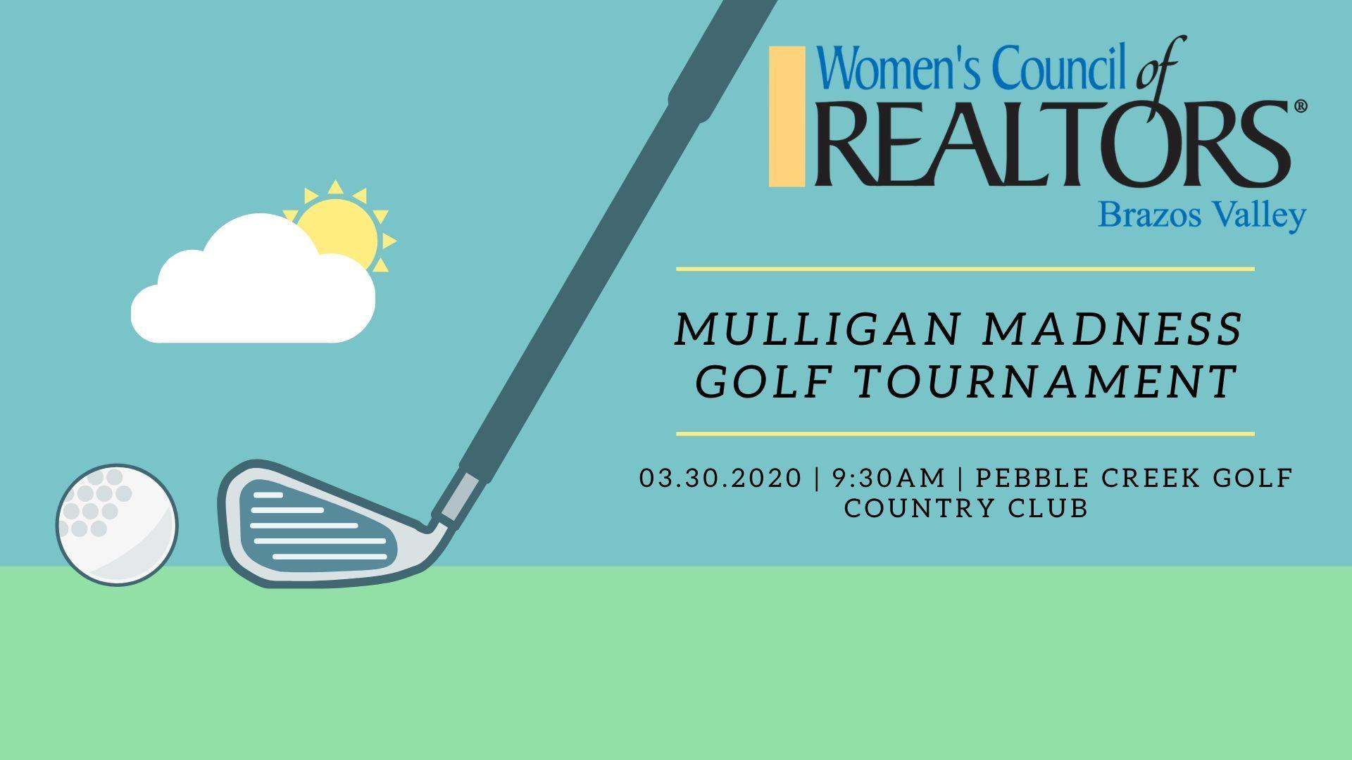 Mulligan Madness Golf Tournament