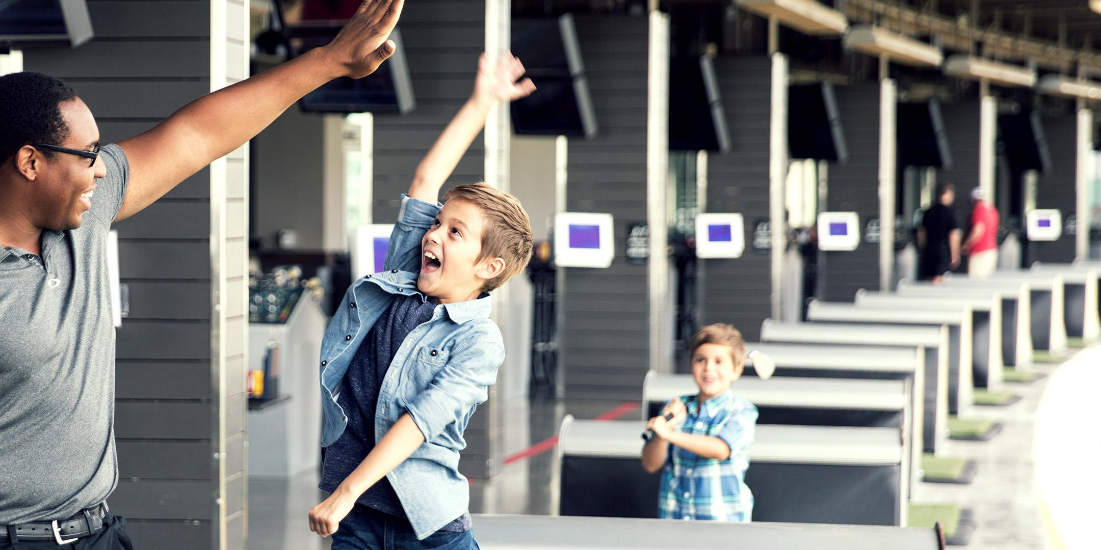 Kids Spring Academy 2020 at Topgolf Pharr
