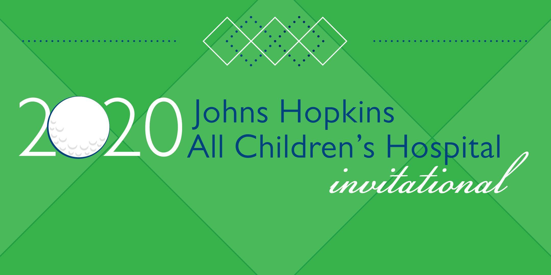 2020 Johns Hopkins All Children's Golf Invitational