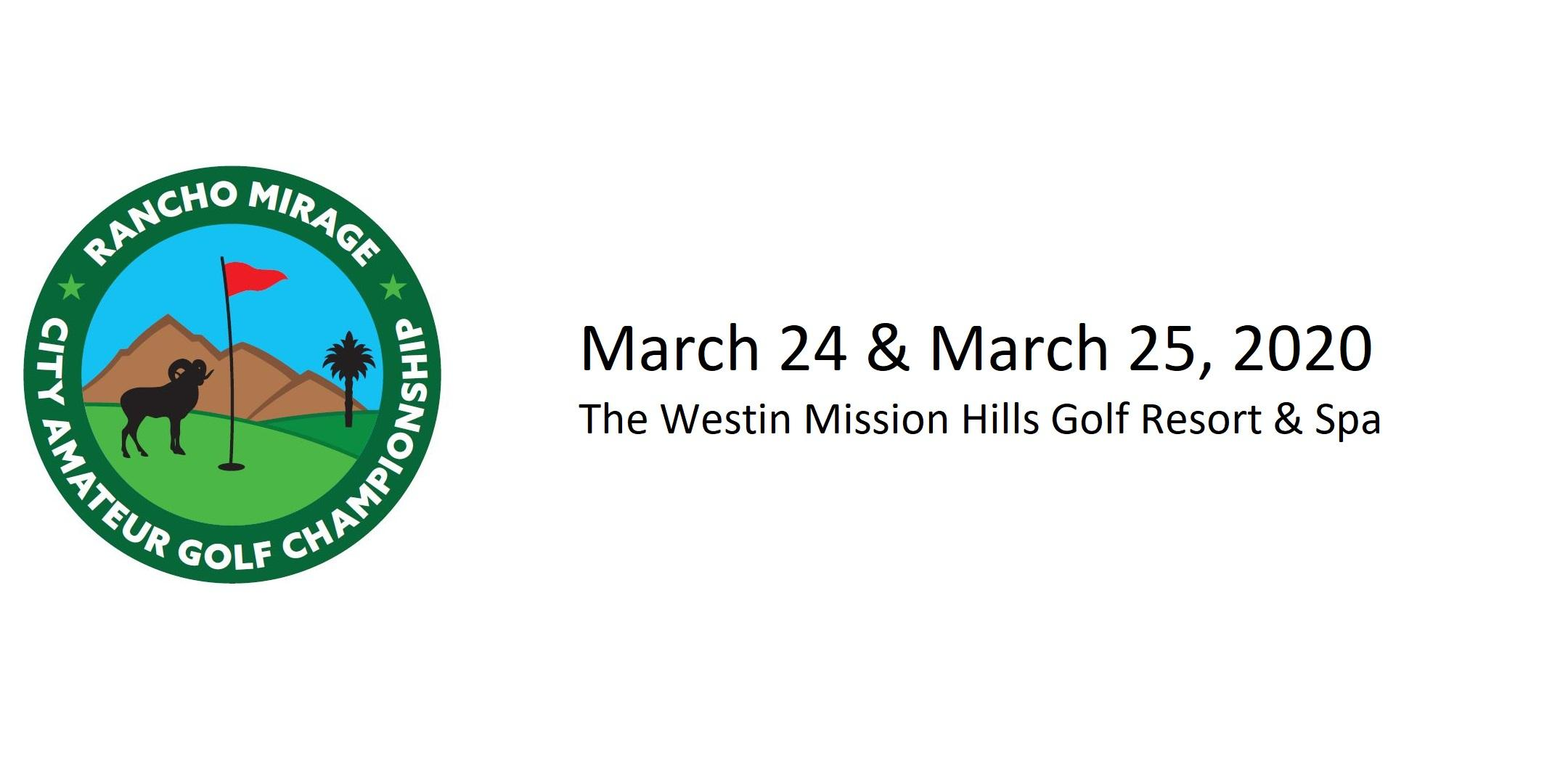 Rancho Mirage City Amateur Golf Championship