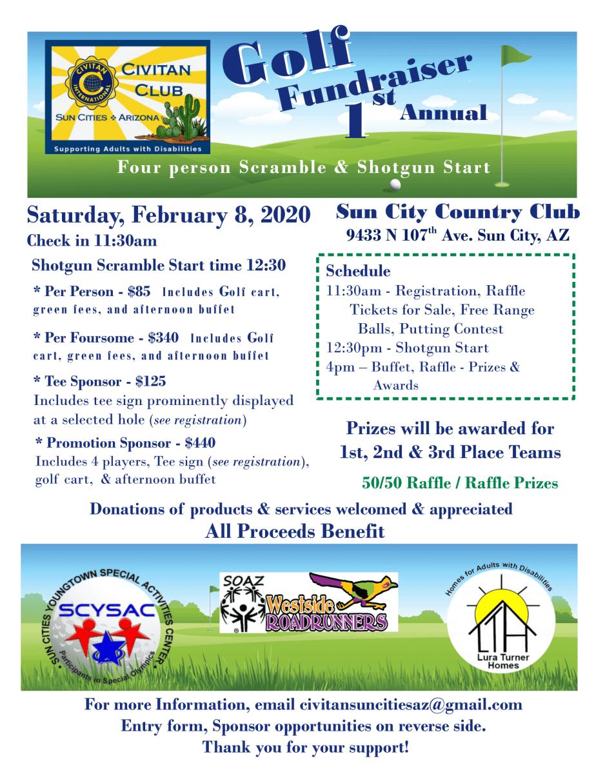 2020 Golf Flyer registration sign up2064 1