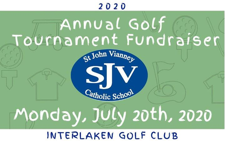 St. John Vianney Golf Tournament Fundraiser