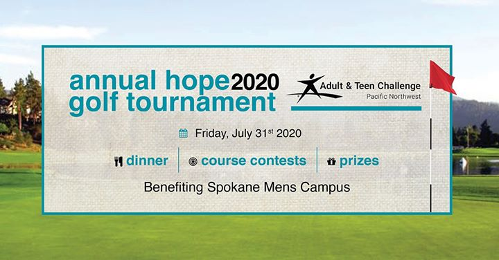 Annual Hope Golf Tournament