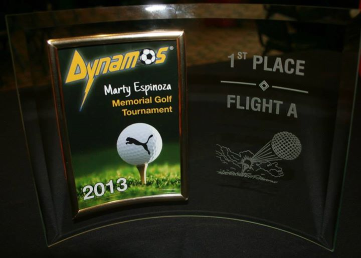 9th Annual Marty Espinoza Golf Tournament & Silent Auction