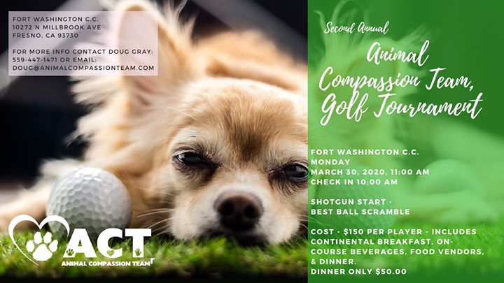 Second Annual ACT Golf Tournament