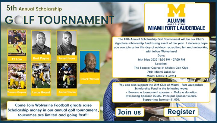 Alumni Golf Tournament