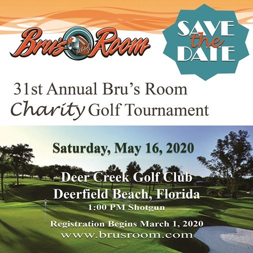 Bru's Room 31st Annual Charity Golf Tournament