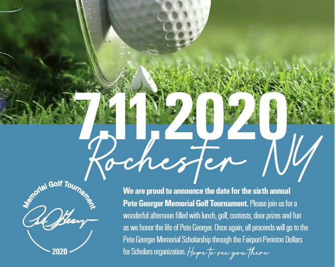6th Annual Pete Georger Memorial Golf Tournament