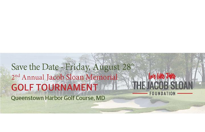 2nd Annual Jacob Sloan Memorial Golf Tournament