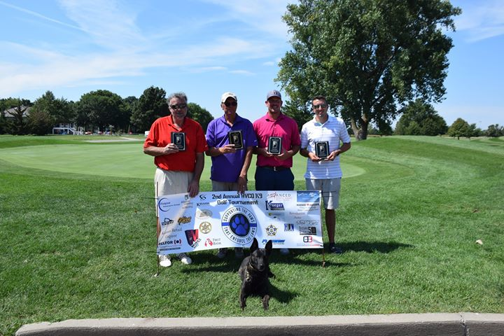 3rd Annual Harvey County K9 Unit Golf Tournament