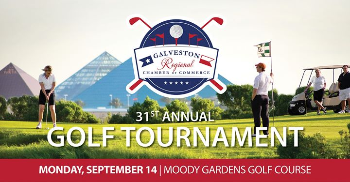 31st Annual Galveston Chamber Golf Tournament