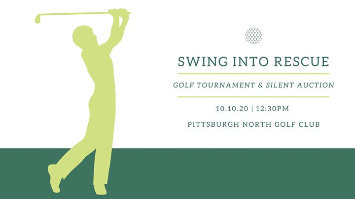2020 Swing into Rescue Golf Tournament & Silent Auction