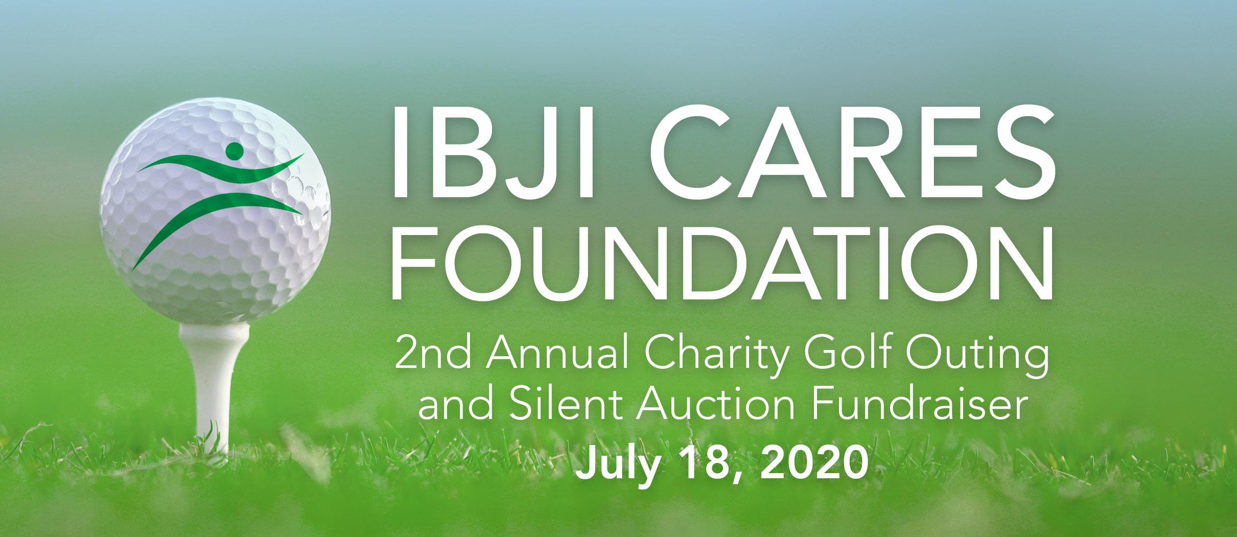 2020 IBJI CARES OPEN Golf Outing & Silent Auction Fundraiser