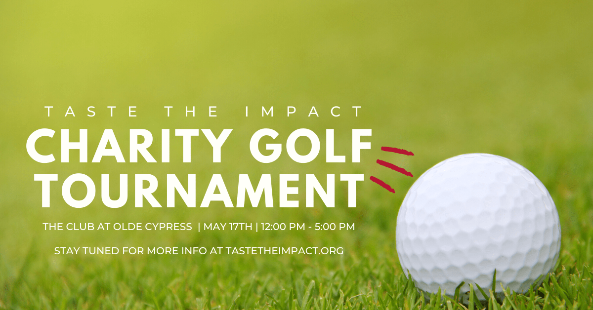 Taste the Impact 2020 Charity Golf Tournament