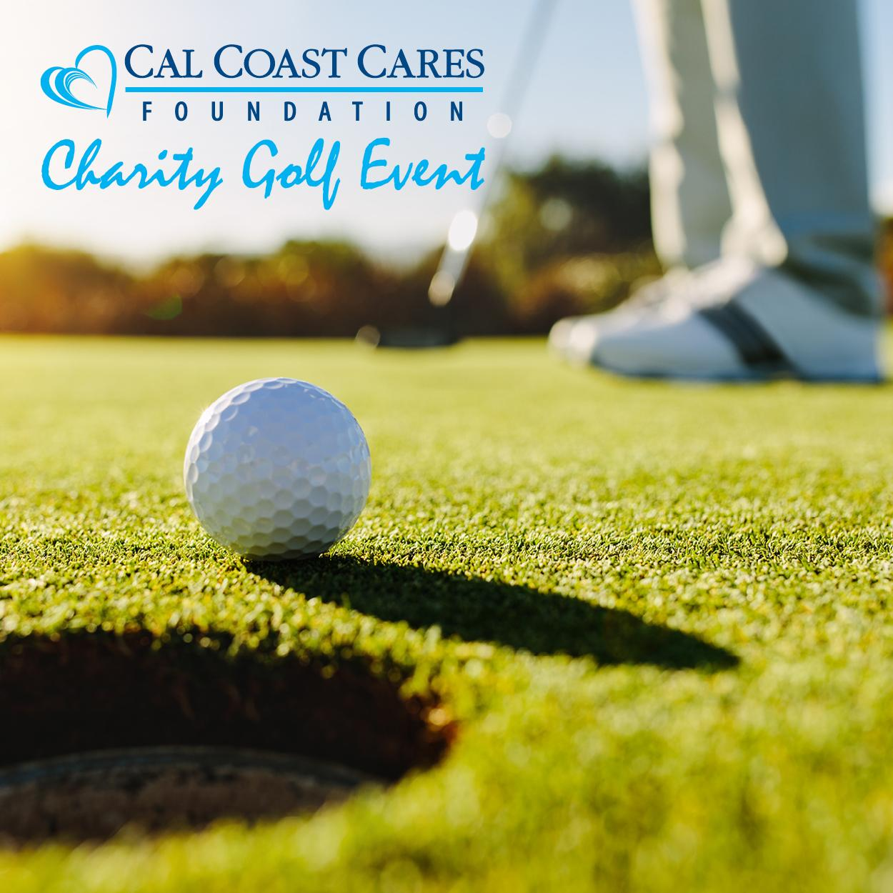 3rd Annual Cal Coast Cares Foundation Charity Golf Event