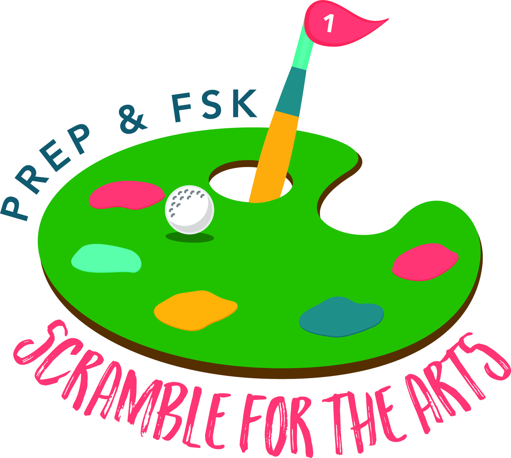 PREP/FSK Scramble for the Arts Golf Tournament 2020