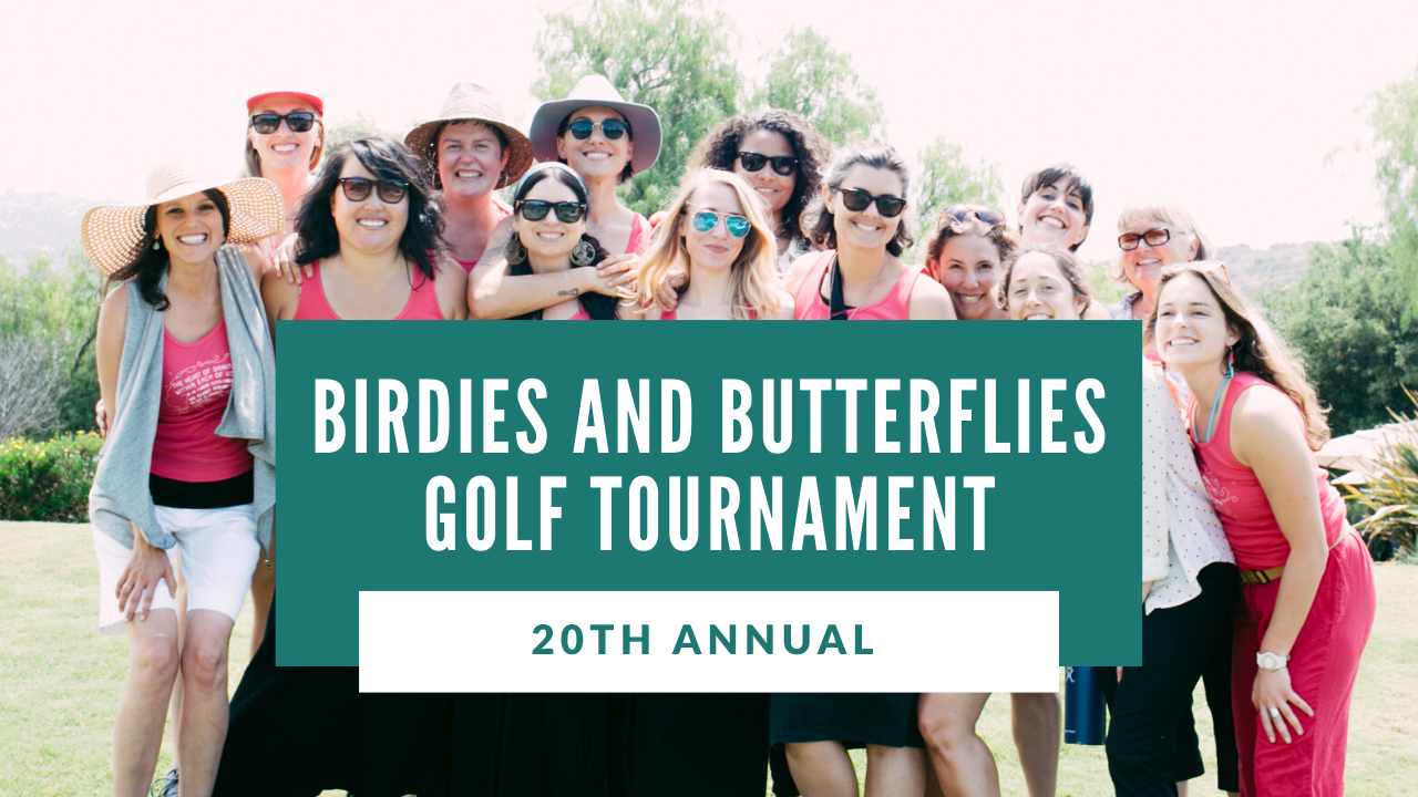 20th Annual Birdies and Butterflies Golf Tournament