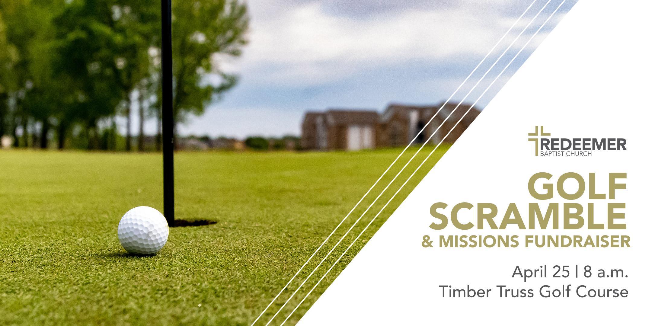Redeemer Golf Tournament 2020