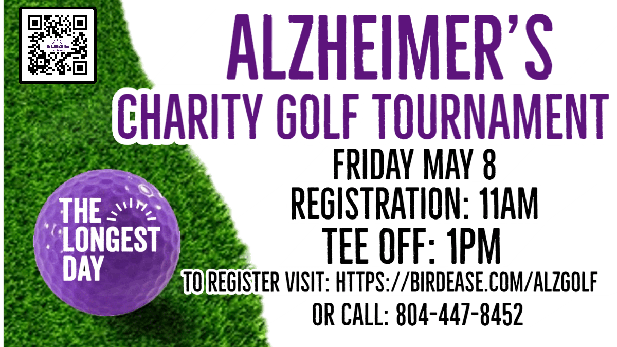 Alzheimer's Association Longest Day Golf Tournament