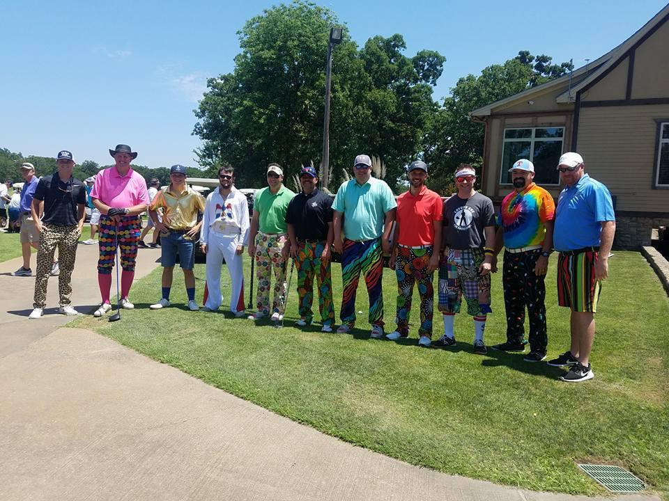The 9th Annual Sheldon Pierre Foundation Golf Tournament
