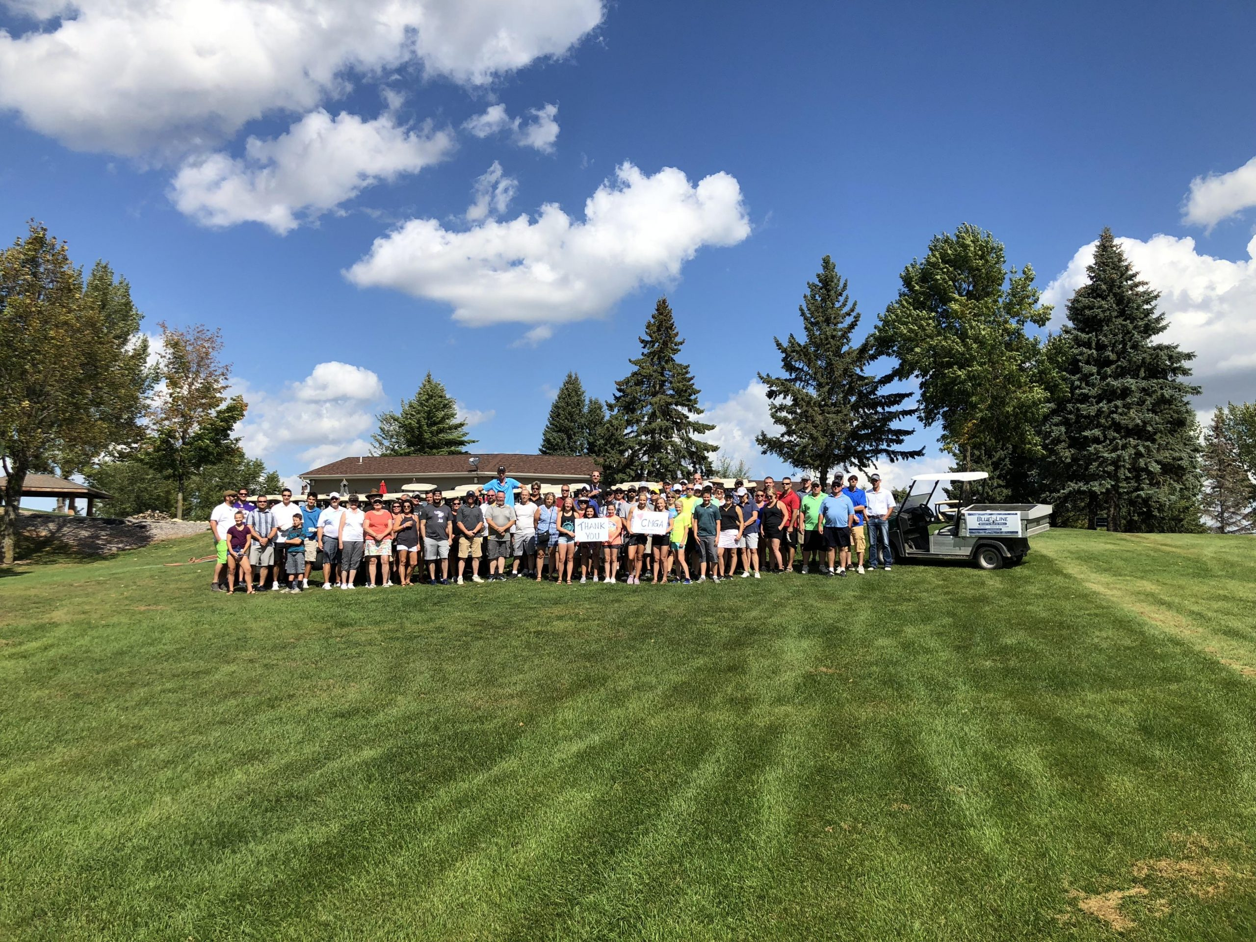 Twisting Tumblers Golf Tournament-Central MN Gymnastics Association