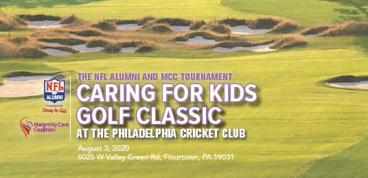 "NFL Alumni Philadelphia & MCC ""Battle of the Sexes"" Golf Tournament"