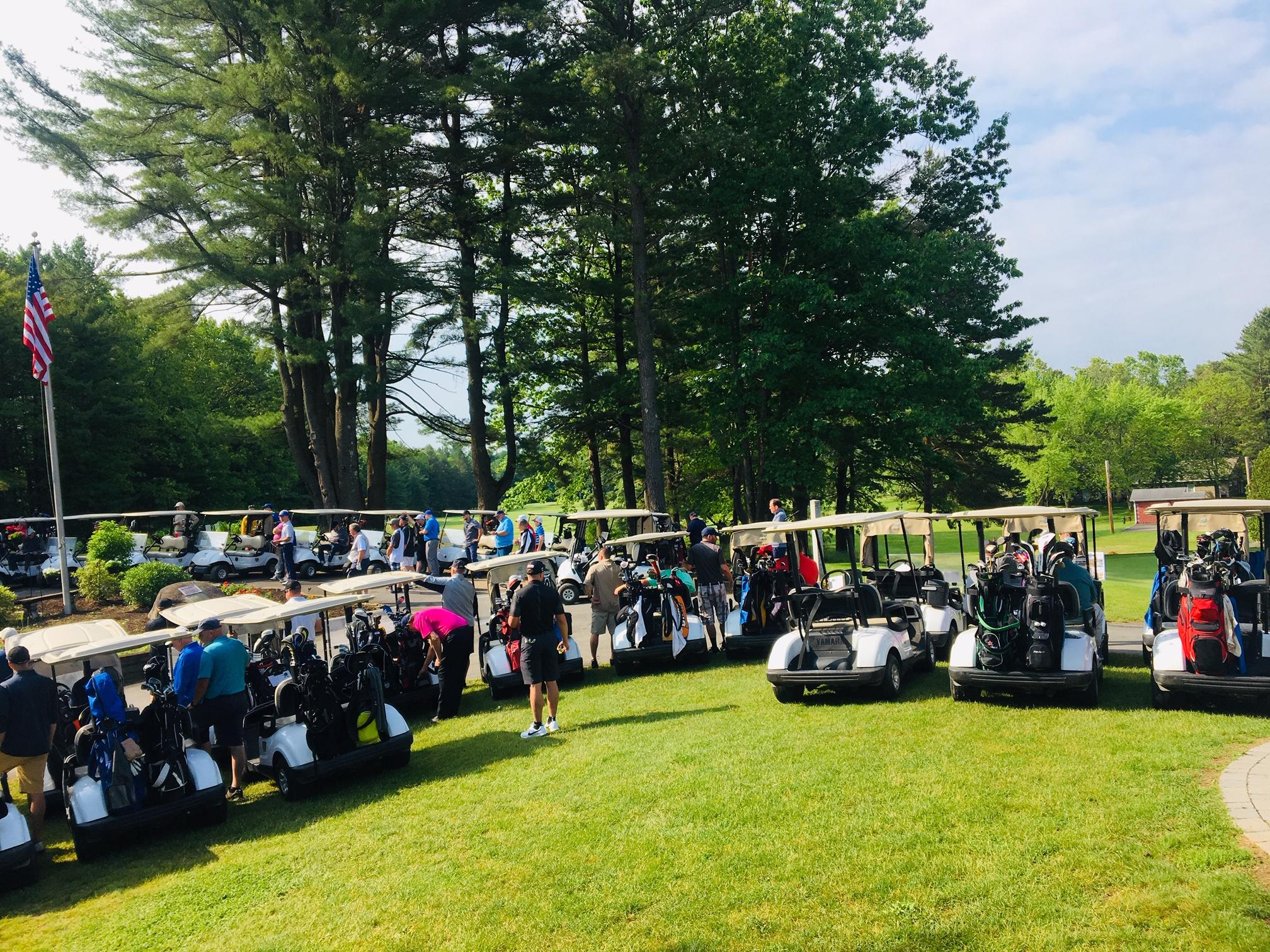 Saratoga Center for the Family's 11th Annual Golf Classic