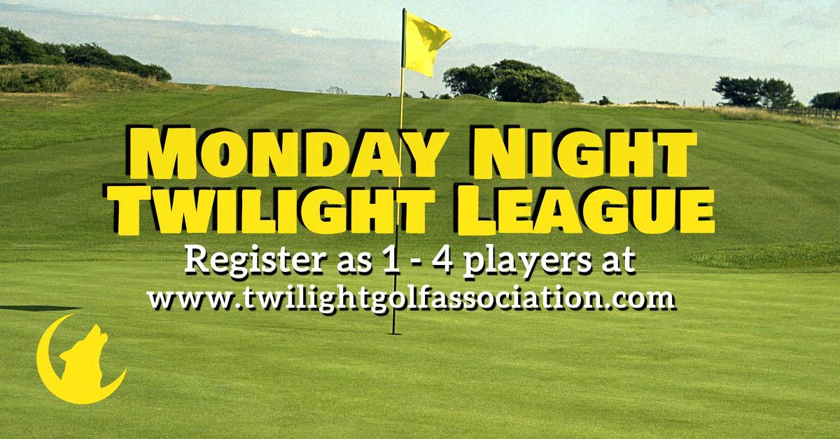 Monday Twilight League at Fort Belvoir Golf Course