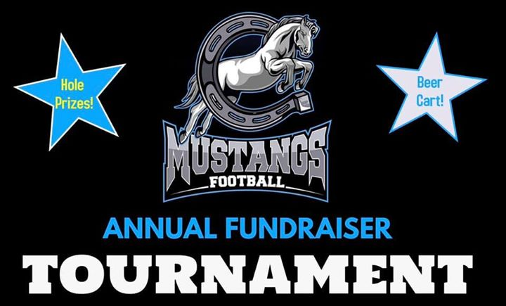 Mustangs Football Golf Tournament