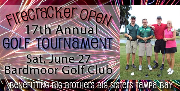 17th Annual Firecracker Open Golf Tournament