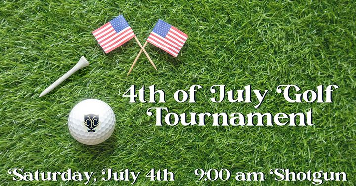 July 4th Golf Tournament