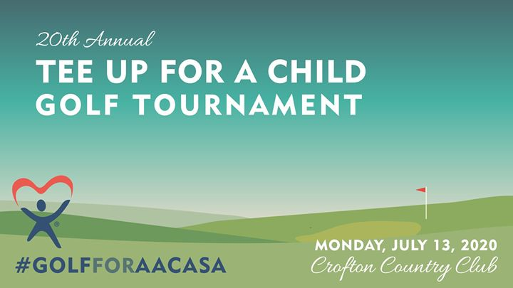 Tee Up for a Child - Golf Tournament