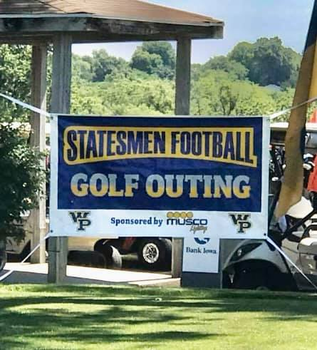Statesmen Football  Golf  Tournament