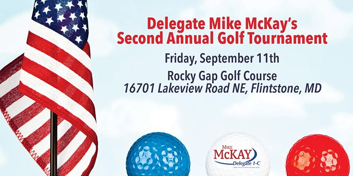 Delegate Mike McKay's 2nd Annual Golf Tournament