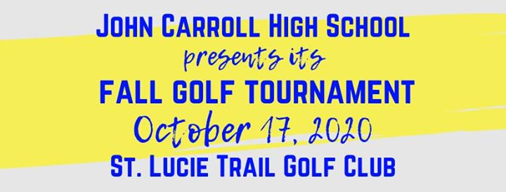 John Carroll High School Golf Tournament