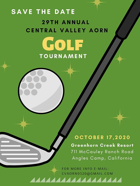 29th Central Valley AORN Golf Tournament