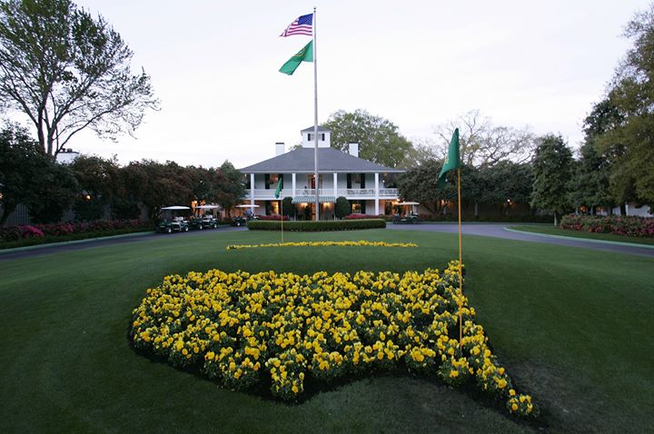 Operation Teammate attends the 2020 Masters Golf Tournament