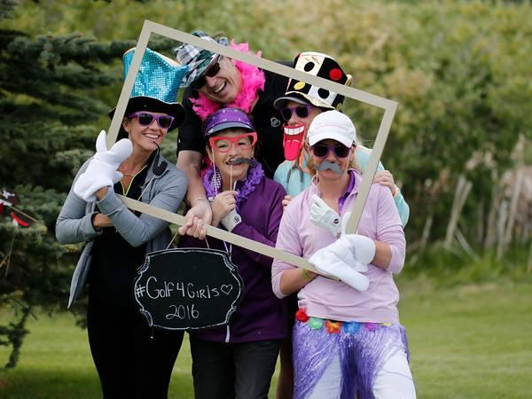 Golf for Girls Charity Classic 2021 - 10th Anniversary