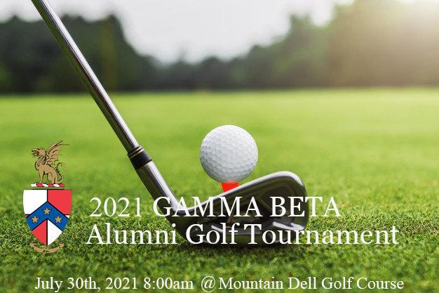 2021 GAMMA BETA ALUMNI GOLF TOURNAMENT