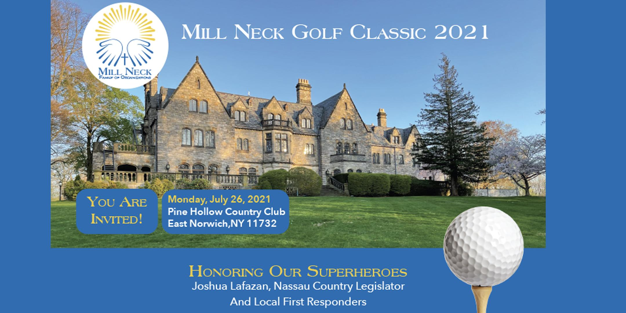 Mill Neck Golf Classic 2021