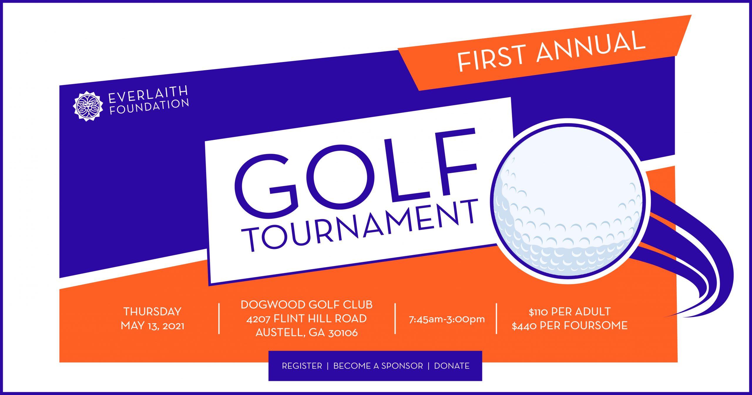 2021 EverLaith Foundation First Annual Golf Tournament