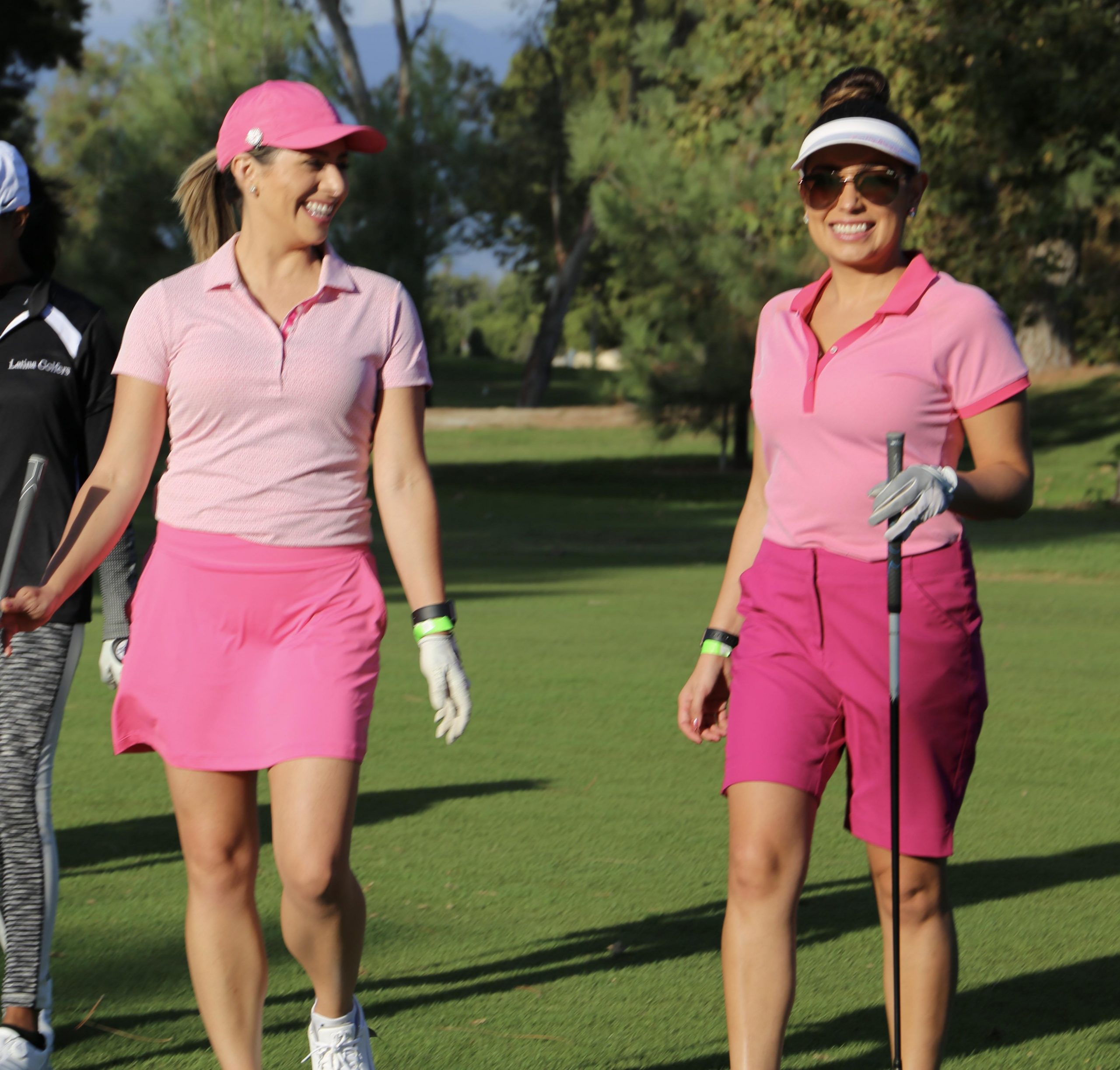 Intermediate Golf Lessons by #LatinaGolfers