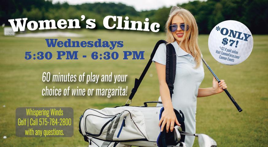 Women's Golf Clinic