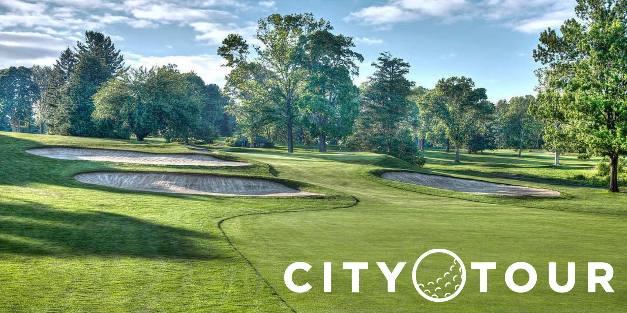 Philly City Tour - Seaview Golf Resort