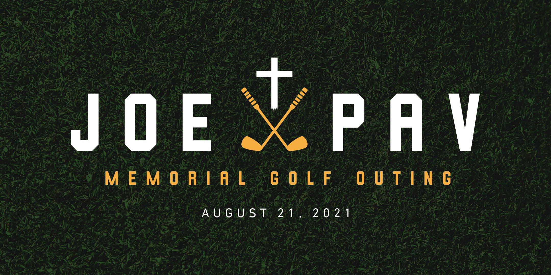 First Annual: Pavilanis Golf Memorial